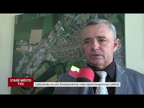 TVS: Staré Město - Cyklostezka Kostelanská