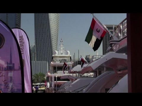 Lusso e yacht da sceicchi al Dubai International Boat Show