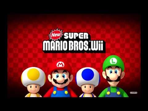 New Super Mario Bros. Wii OST - Mini-Game Win