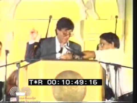 امسية مهرجان سبسطية الدولي عام1997