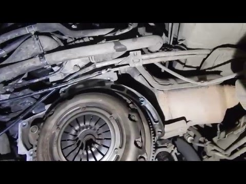 замена выжимного подшипника сцепления форд мондео 2