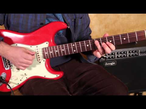 Beginner Blues Guitar Lessons – Soloing – Concepts for the Minor Pentatonic Scale