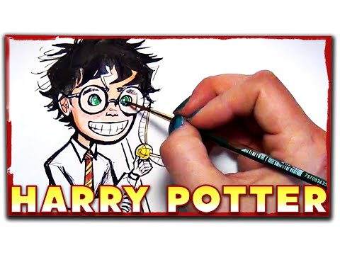 Download The Boy Who Lived - Harry Potter art by Mary Doodles HD Mp4 3GP Video and MP3