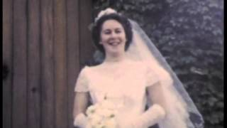 Fritz & Doreen wedding 13 Feb 1954