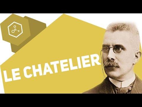 Le Chatelier – Das Prinzip vom kleinsten Zwang