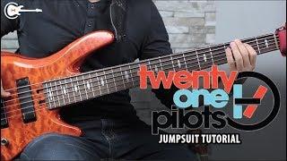 Como tocar JUMPSUIT de TWENTY ONE PILOTS | Bass Tutorial FÁCIL
