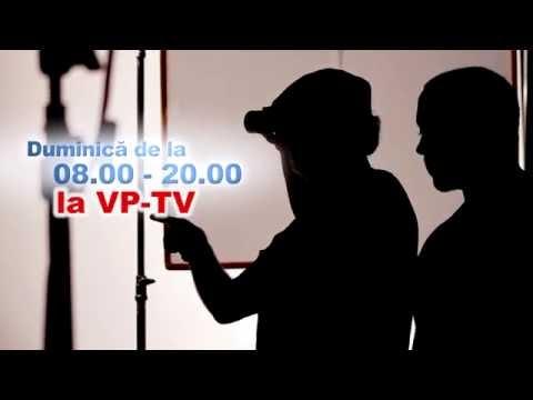 Maraton electoral la VP TV – Duminică, 5 iunie 2016, 08.00-20.00!