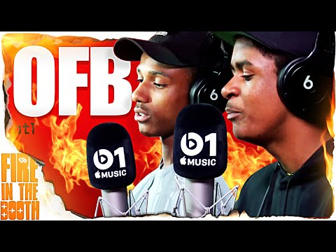 OFB (Double Lz x BandoKay) – Fire In The Booth