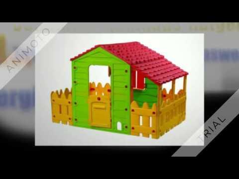 Kinder Spielhaus - Test, Erfahrungen, Vergleiche u.v.m.
