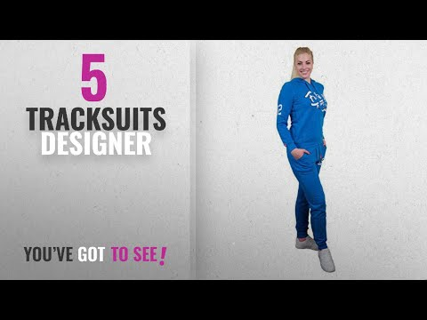 Top 10 Tracksuits Designer [2018]: James and Paul Womens Tracksuits Sets, Ladies Plus Size Sports