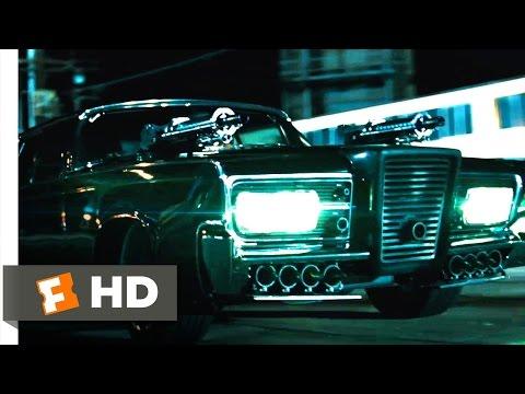 The Green Hornet (2011) - That's a Very Big Gun Scene (9/10) | Movieclips