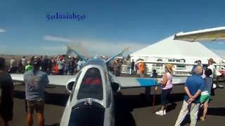 *UPDATE* Real footage of FATAL airshow plane crash DASHCAM