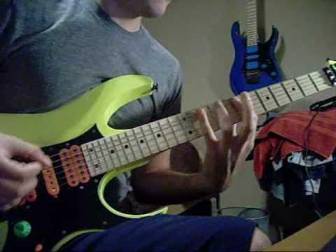 Epic Rock Electric Guitar