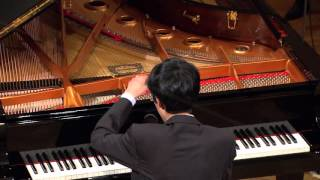 Eric Lu – Prelude in D flat major Op. 28 No. 15 (Prize-winners' Concert)