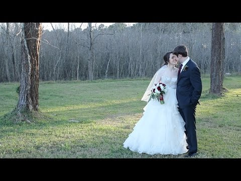Wedding Highlights For Allison And Garrett