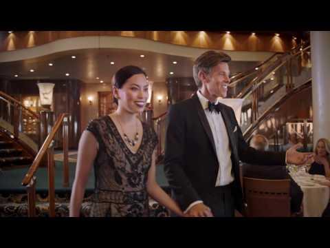 Κρουαζιέρα με την Cunard