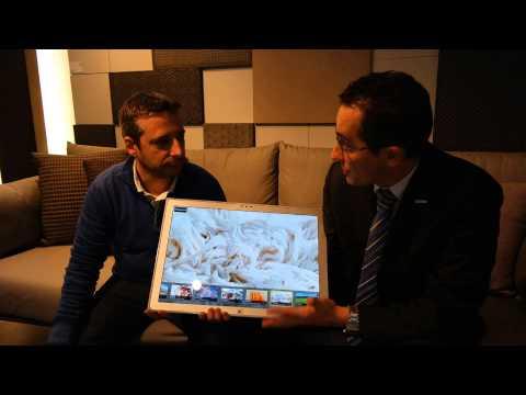 Panasonic Toughpad ultra HD 4k preview da HDblog.it