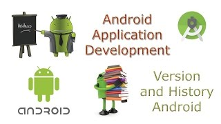 Learn Android Tutorial Application Development Version of Android and HistoryHistory of Android1) Initially, Andy Rubin founded Android Incorporation in Palo Alto, California, United States in October, 2003.2) In 17th August 2005, Google acquired android Incorporation. Since then, it is in the subsidiary of Google Incorporation.3) Android is the nick name of Andy Rubin given by coworkers because of his love to robots.4) In 2007, Google announces the development of android OS.5) In 2008, HTC launched the first android mobile.What is API level?API Level is an integer value that uniquely identifies the framework API revision offered by a version of the Android platform.VersionsThe code names of android ranges from A to N currently, such as Aestro, Blender, Cupcake, Donut, Eclair, Froyo, Gingerbread, Honeycomb, Ice Cream Sandwitch, Jelly Bean, KitKat, Lollipop, Marshmallow and Nougat. Code name Initial release date API levelAlphaSeptember 23, 2008 1BetaFebruary 9, 2009 2CupcakeApril 27, 2009 3DonutSeptember 15, 2009 4EclairOctober 26, 2009 5–7FroyoMay 20, 2010 8GingerbreadDecember 6, 2010 9–10HoneycombFebruary 22, 2011 11–13Ice Cream SandwichOctober 18, 2011 14–15Jelly BeanJuly 9, 2012 16–18KitKatOctober 31, 2013 19LollipopNovember 12, 2014 21–22MarshmallowOctober 5, 2015 23NougatAugust 22, 2016 24–25
