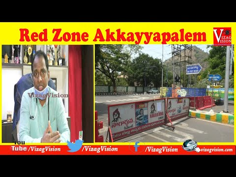 Akkayyapalem Red Zone about Dr.Ram Kumar MD C,diab Face to Face in Visakhapatnam,Vizagvision