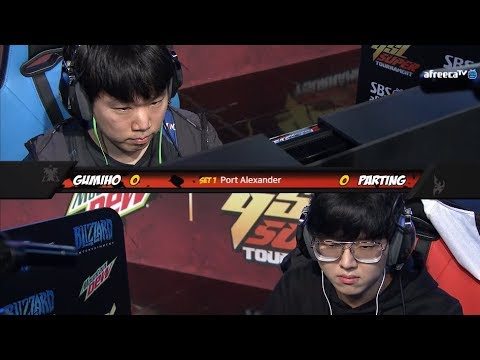 [2019 GSL ST S1] Ro.4 Match1 GuMiho Vs PartinG