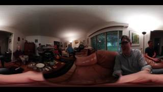 This is a 360 Video! Move your phone/tablet to explore or drag the screen on a web browser :) This was shot on a Samsung Gear 360, check them out at http://w...
