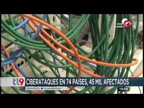 Video Alerta mundial por un virus extorsionador download in MP3, 3GP, MP4, WEBM, AVI, FLV January 2017