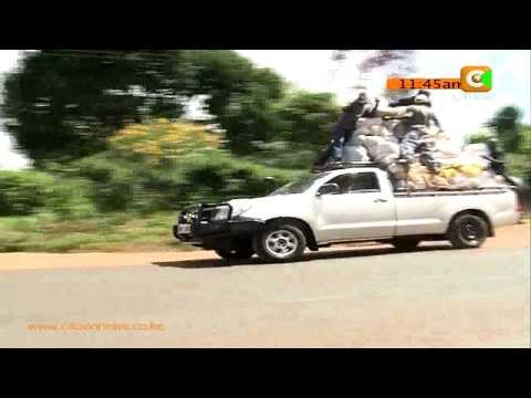 kenyacitizentv - They are a byword for suicidal speeds and road bullying. They brazenly flout the traffic rule book, terrifying fellow road users with their mad dash to deliv...