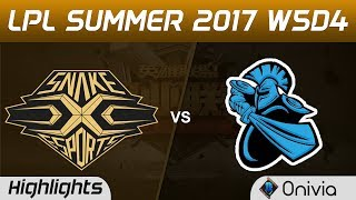 SS vs NB Highlights Game 1 LPL SUMMER 2017 Snake vs NewBee by Onivia Make money with your LoL knowledge...
