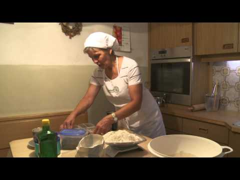Brot backen mit Südtiroler Bäuerinnen. Aus unserer Hand