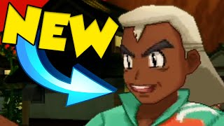 IS THAT PROFESSOR OAK?! NEW POKEMON SUN AND MOON GAMEPLAY REVEAL by Verlisify