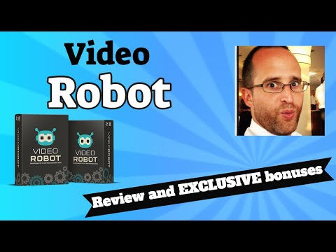Video Robot Review with Todd Gross