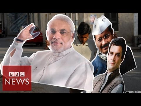 alternative - BBCtrending spoke to YouTube star Gursimran Khamba, a prominent Indian political satirist who gave us an alternative, personal guide to India elections fron...