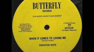 Executive Suite - When It Comes To Loving Me (Kon's Edit)