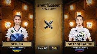 Neirea vs ShtanUdachi, game 1