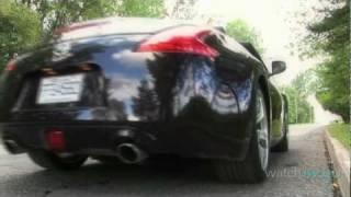 Test Drive: 2010 Nissan 370Z Roadster