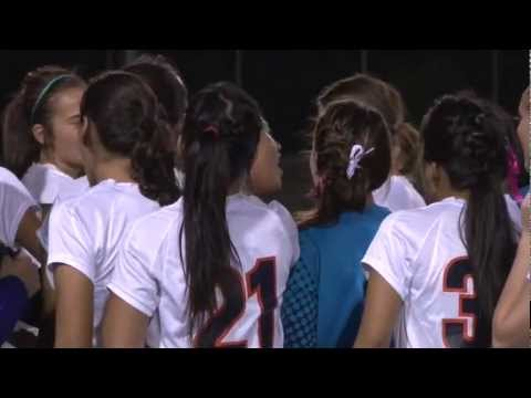 Fresno Pacific vs. Art U in Women's Soccer - Oct. 20, 2012