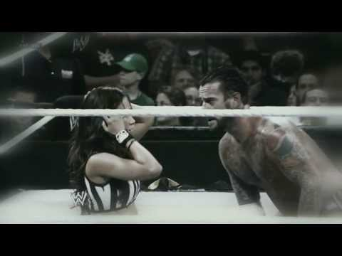 CM Punk and AJ Lee - Why