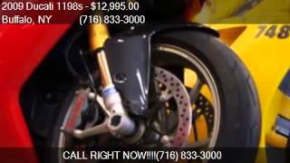 5. 2009 Ducati 1198s Street for sale in Buffalo, NY 14215 at Pe