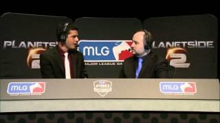 MLG PlanetSide 2 Showcase