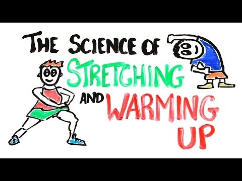 Does Stretching Warming Up Actually Help