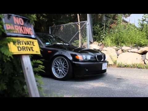 Slightly Modified // BMW E46
