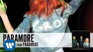 Grow Up Paramore