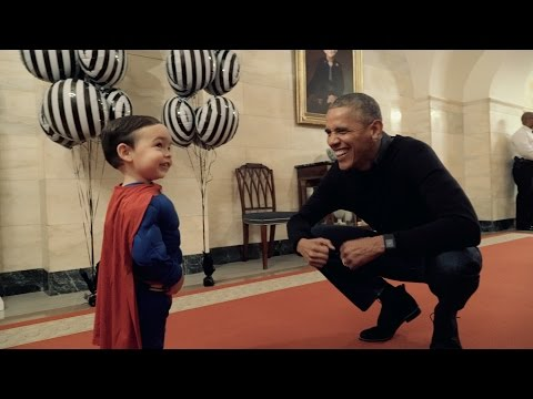 Halloween 2016 at the White House