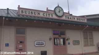 Suisun City (CA) United States  city photo : Suisun City(Fairfield), CA Train Depot