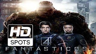 Los 4 Fantásticos | TV Spot 15´, phim chieu rap 2015, phim rap hay 2015, phim rap hot nhat 2015