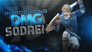 Introducing DMG Sodrek – An SSB4 Link Combo Video
