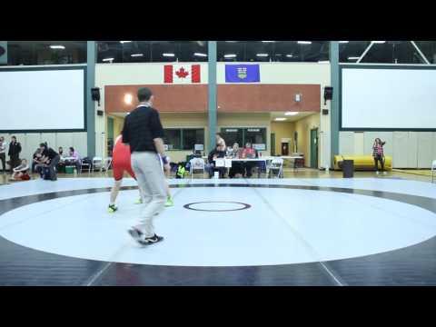 Austin Edgson 2nd Match (видео)