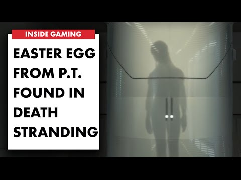 Silent Hills P.T. Easter Egg In Death Stranding Explained