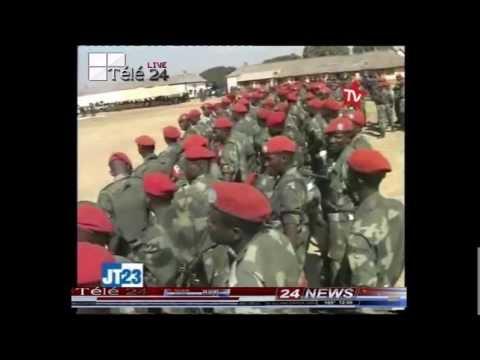 TÉLÉ 24 LIVE: Les Militaires des FARDC LUBUMBASHI et de la Police Nationale s'organisent, La RDC se prépare pour une éventuelle attaque