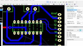 Apr 4, 2017 ... Routing Second half of Arduino Shield ... Published on Apr 4, 2017 ... How to: DIY nArduino CNC Router Cutter Welder (Part 4: Lead screws and...
